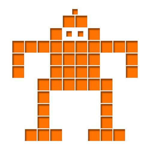0067_Divers_Pixel_Robot_01