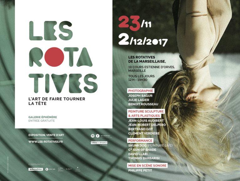 Invitation Les Rotatives